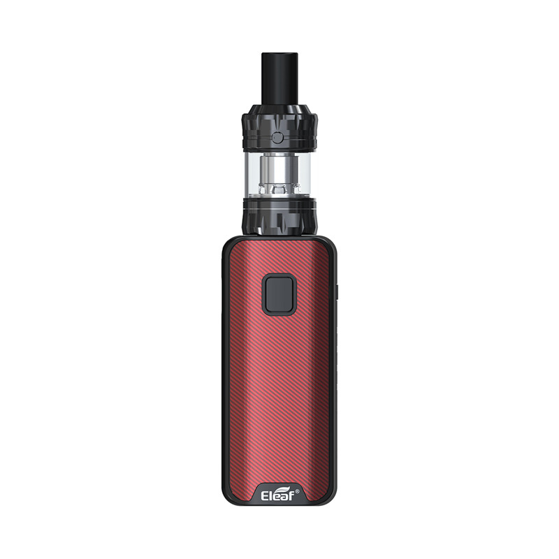 Elektronická cigareta: Eleaf iStick Amnis 2 Kit s GTiO Tank (1100mAh) (Červená)