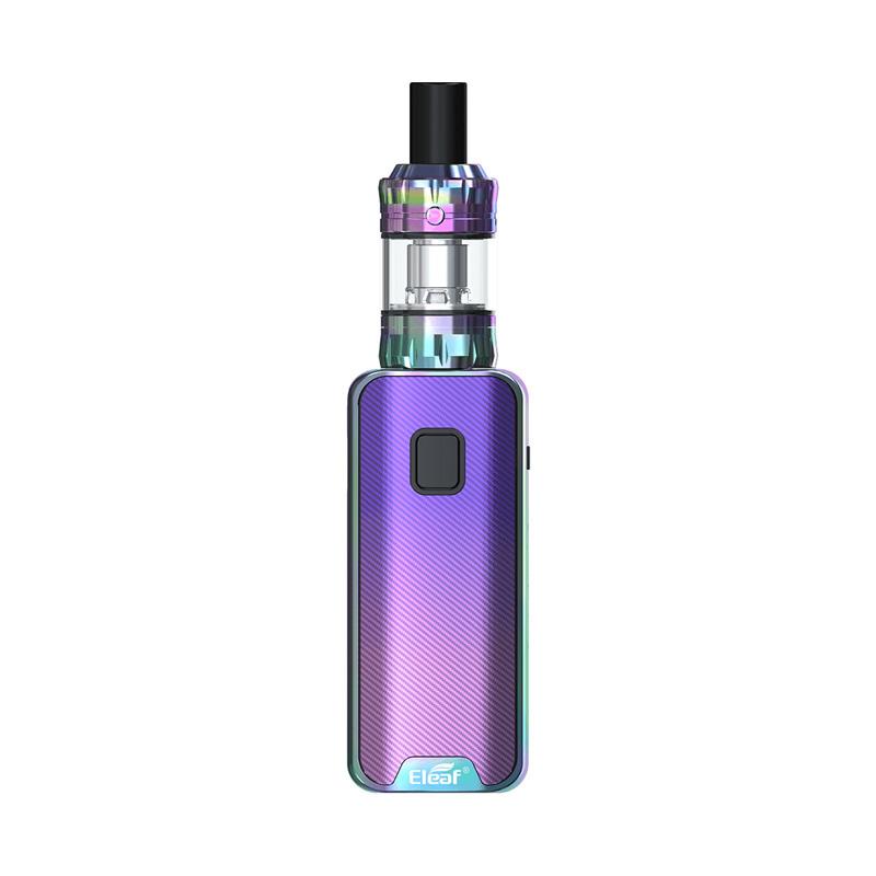 Elektronická cigareta: Eleaf iStick Amnis 2 Kit s GTiO Tank (1100mAh) (Duhová)