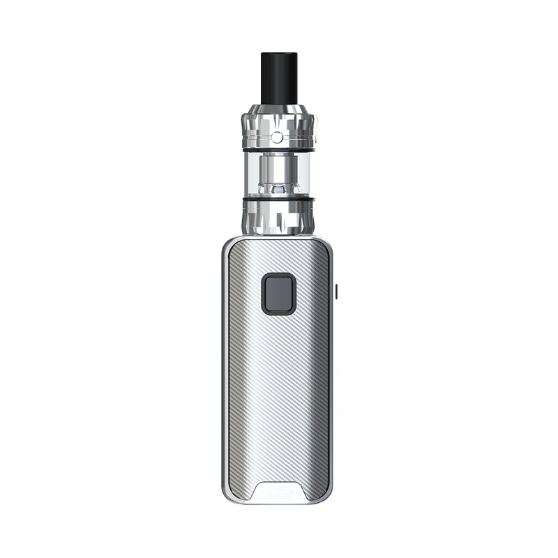 Elektronická cigareta: Eleaf iStick Amnis 2 Kit s GTiO Tank (1100mAh) (Stříbrná)
