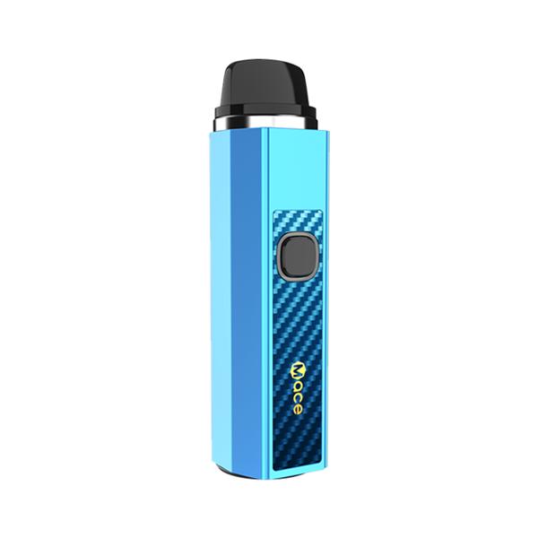 Elektronická cigareta: OneVape Mace 55 Pod Kit (1500mAh) (Blue CF)