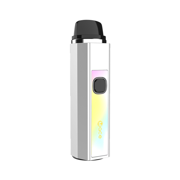 Elektronická cigareta: OneVape Mace 55 Pod Kit (1500mAh) (Bright Silver)