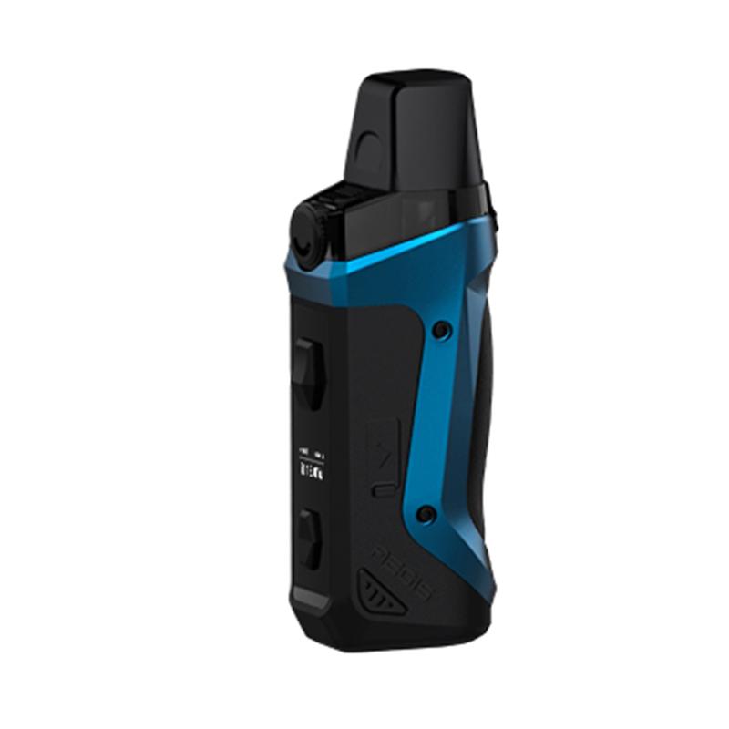 Elektronická cigareta: GeekVape Aegis Boost Pod Kit (1500mAh) (Almighty Blue)