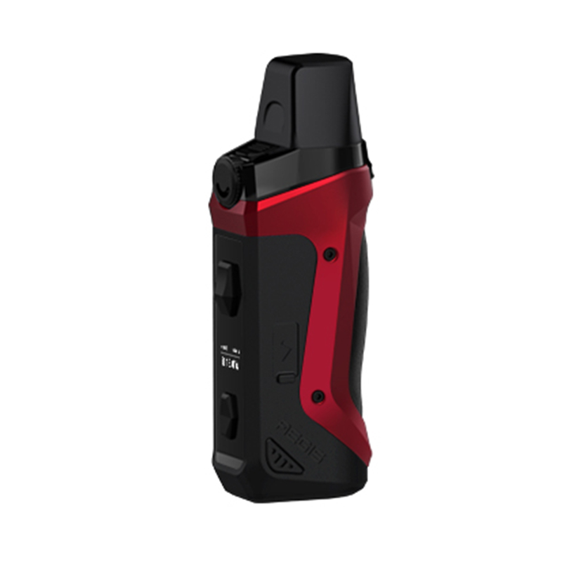 Elektronická cigareta: GeekVape Aegis Boost Pod Kit (1500mAh) (Devil Red)