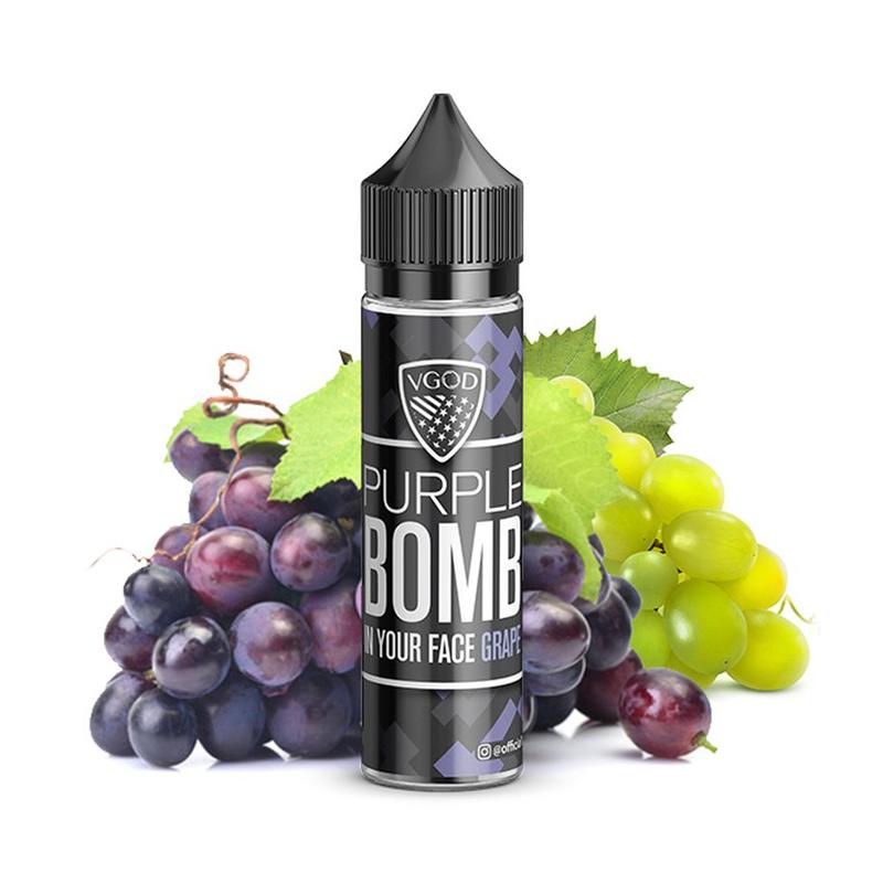 Příchuť VGOD S&V: Purple Bomb (Hroznový mix) 20ml