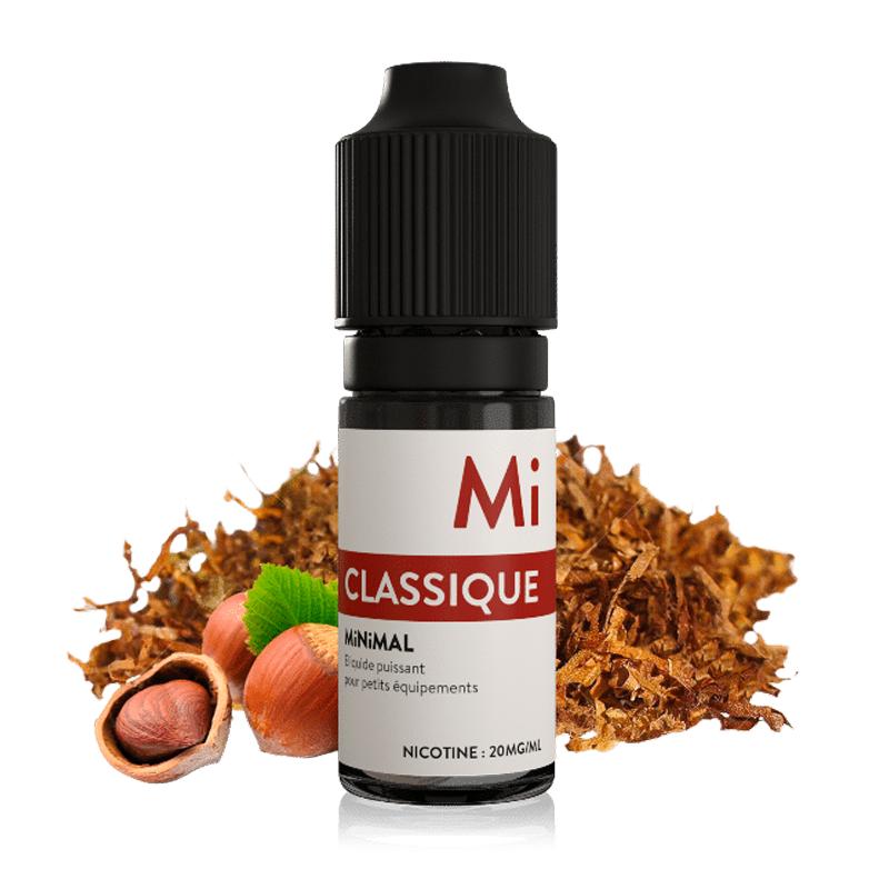 E-liquid The Fuu MiNiMAL 10ml / 20mg: Classic (Jemná tabáková směs)