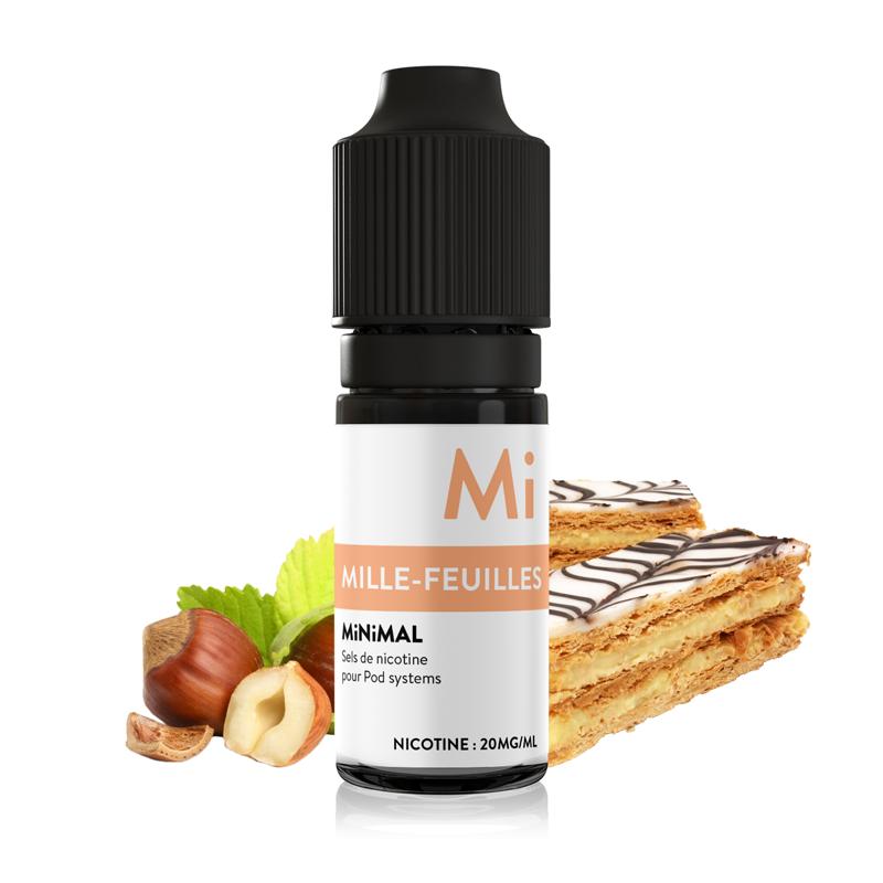 E-liquid The Fuu MiNiMAL 10ml / 20mg: Mille-Feuilles (Vanilkový dezert)