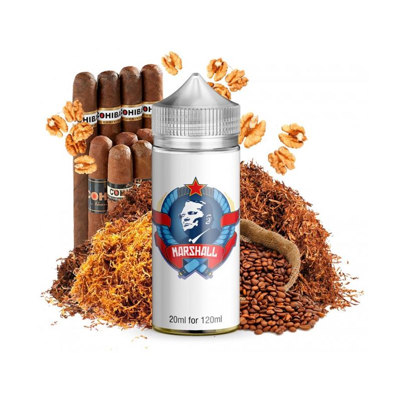 Příchuť Infamous Special S&V: Marshall (Doutníkový tabák s oříškem) 20ml