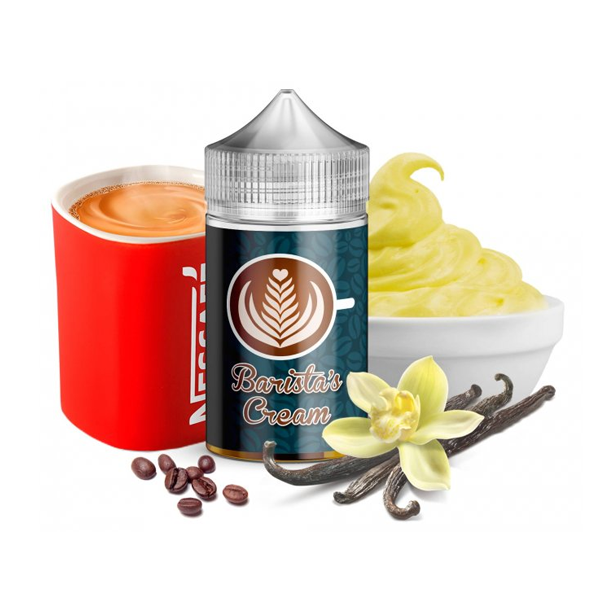 Příchuť Infamous Special 2 S&V: Barista's Cream (Cappuccino s pudinkem) 15ml