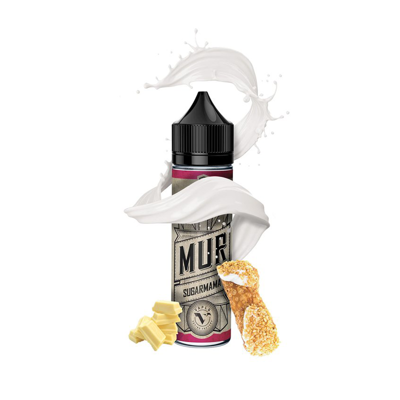 Příchuť Mur S&V: Sugarmama (Ricotta krém s bílou čokoládou) 20ml