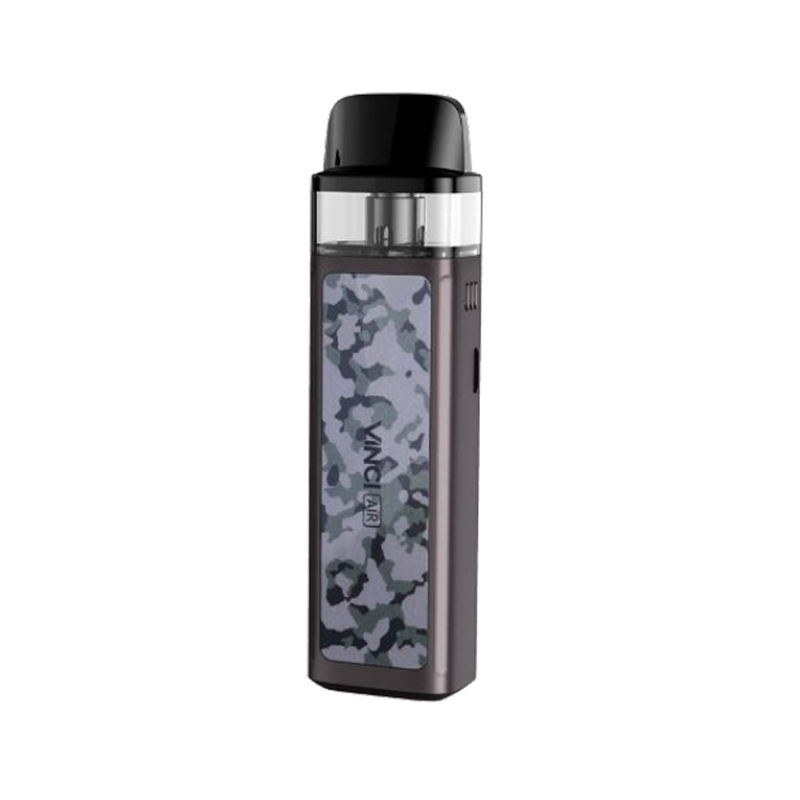 Elektronická cigareta: VooPoo Vinci Air Pod Kit (900mAh) (Camouflage)