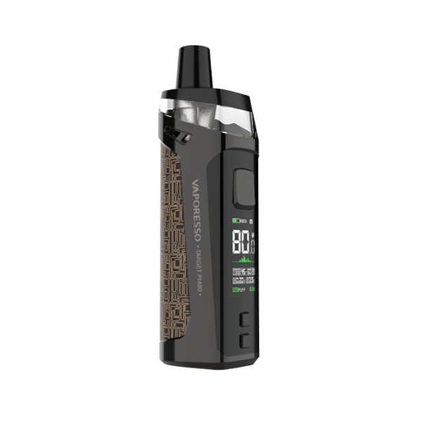 Elektronická cigareta: Vaporesso TARGET PM80 Pod Kit (2000mAh) (Brown)