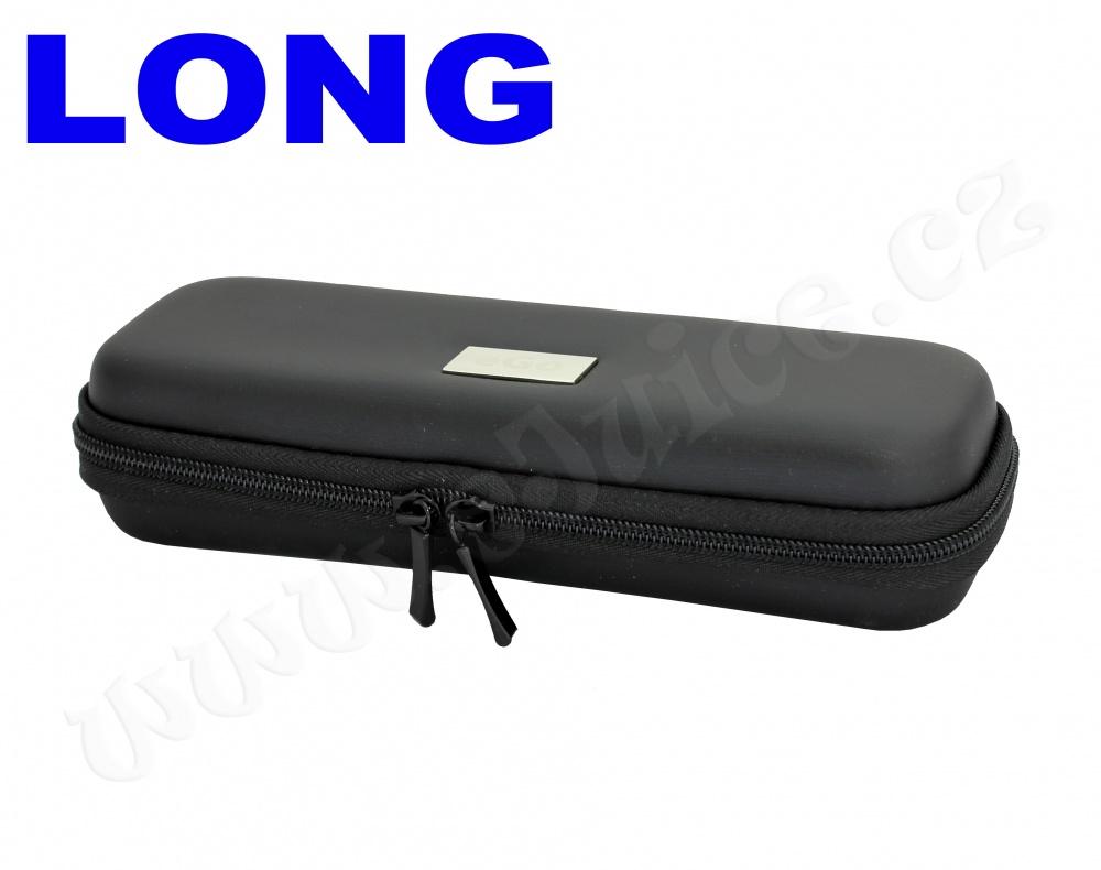 Pouzdro s logem pro elektronickou cigaretu eGo - (LONG) (Černé)