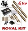 [!Doprodej] - Elektronická cigareta: LEO - ROYAL KIT (2x 800mAh)