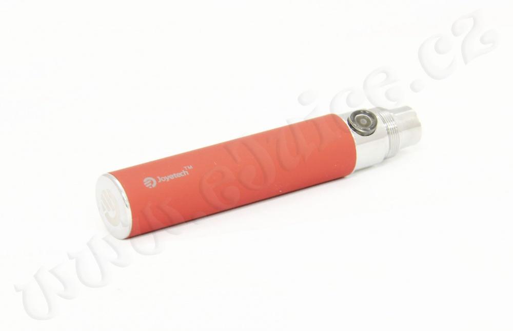 [!Doprodej] - Baterie Joyetech eGo-T - (650mAh) - MANUAL (Červená)