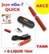 Joye eGo-T (Červená), 1ks