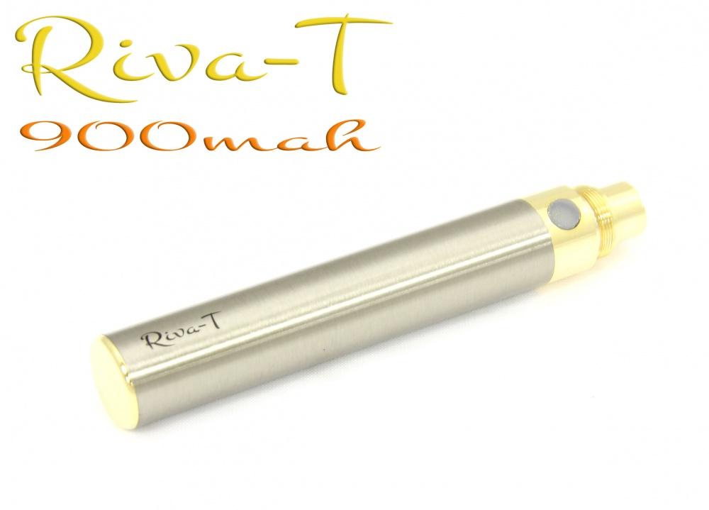 [!Doprodej] - Baterie Riva-T - (900mAh) - MANUAL (Chromová)