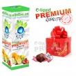 E-liquid: PREMIUM - 30ml / 24mg: MONCHERI (Mcherry)