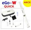Elektronická cigareta eGo-W (Bílá), 1ks