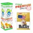 E-liquid: PREMIUM - 30ml / 24mg: MaXXky GOLD (USA MIX)