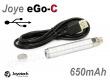 Joyetech eGo-C Upgrade s USB baterie 650 mAh - Silver