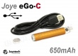 Joyetech eGo-C Upgrade s USB baterie 650 mAh - Copper