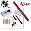 [!Doprodej] - Elektronická cigareta: LEO (1x 800mAh) - (Vínová)