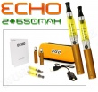 Elektronická cigareta: ECHO - TRAVEL KIT (2x 650mAh) (Copper), 2