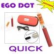 [!Doprodej] - Elektronická cigareta: eGo DCT QUICK (Vínová)
