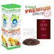 E-liquid: PREMIUM - 10ml / 0mg (ZERO): DD TOBACCO (DAV)