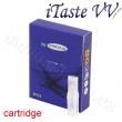 Cartridge pro atomizéry iTaste VV (5ks) - Čiré