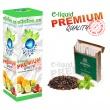 E-liquid: PREMIUM - 10ml / 24mg: DUNHILL MENTOL (Deluxe menthol)