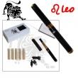 [!Doprodej] - Elektronická cigareta: LEO (1x 800mAh) - (Černá)