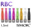 Clearomizer Smoktech RBC 1,5ml (1.8ohm) (Černý)