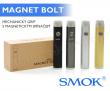[!Doprodej] - Mechanický grip: Smoktech Magnet Bolt (Stříbrný)
