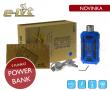 [!Doprodej] - Elektronický grip: Firestone Dovpo E-Lvt (voděodolný) (Modrý)