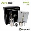 Clearomizer Kanger AeroTank MEGA (3,8ml) (Čirý) - kompletní set