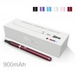 Elektronická cigareta: Joyetech eCom-C (900mAh) (Bílá)