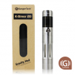 [!Doprodej] - Elektronický grip: Kangertech K-Simar 20W Gravity Mod (Stříbrný)