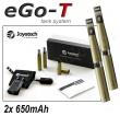 Joye eGo-T 2ks 650mAh (Titanová)