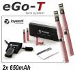 Joye eGo-T 2ks 650mAh (Růžová)