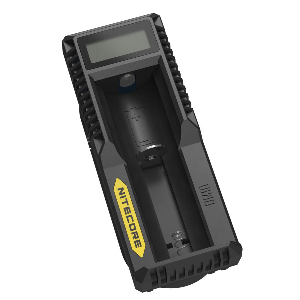 Multifunkční nabíječka baterií - Nitecore Intellicharger UM10 LCD