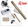 [!Doprodej] - Elektronická cigareta: LEO (1x 800mAh) - (Titanová