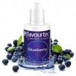 E-liquid Flavourtec 50ml / 0mg: Borůvka (Blueberry)