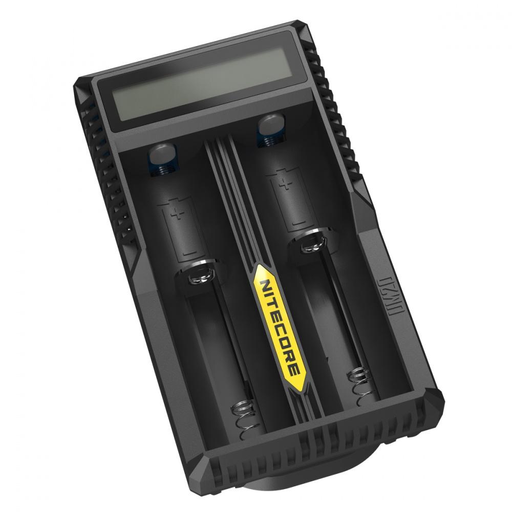 Multifunkční nabíječka baterií - Nitecore Intellicharger UM20 LCD