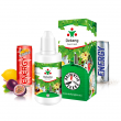 E-liquid Dekang Classic 50ml / 18mg: Energy drink (Toro Rouge)