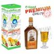 E-liquid: PREMIUM - 30ml / 24mg: GROG (Basking Rum)