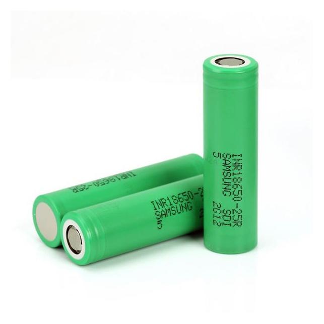 Baterie Samsung INR18650-25R / 20A (2500mAh)