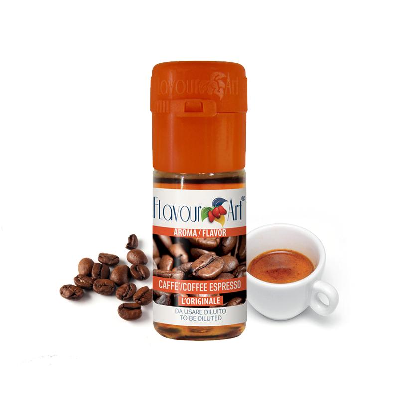 Příchuť FlavourArt: Káva Espresso (Coffee Espresso) 10ml