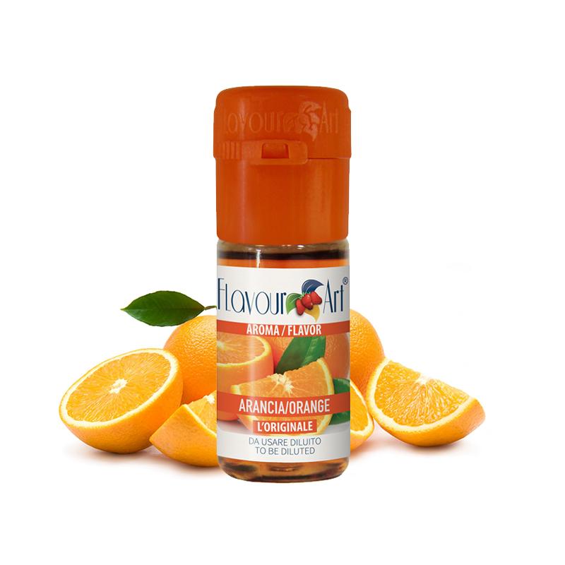 Příchuť FlavourArt: Pomeranč (Orange) 10ml
