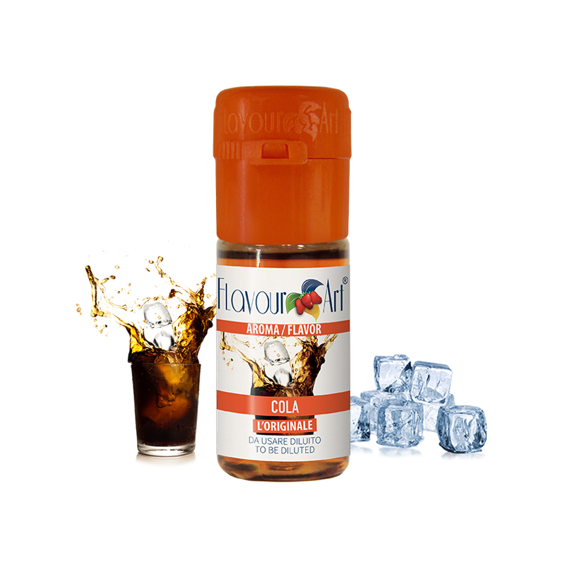 Příchuť FlavourArt: Cola (USA Pleasure) 10ml